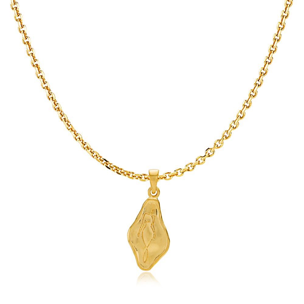 SISTIE Melissa halskæde, guld