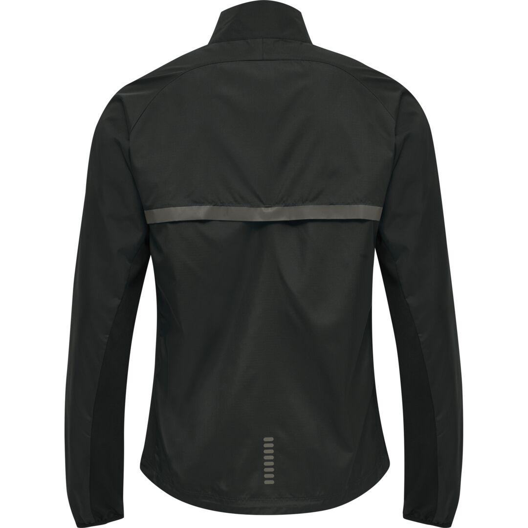 Newline performance jakke, Pirate black, Large