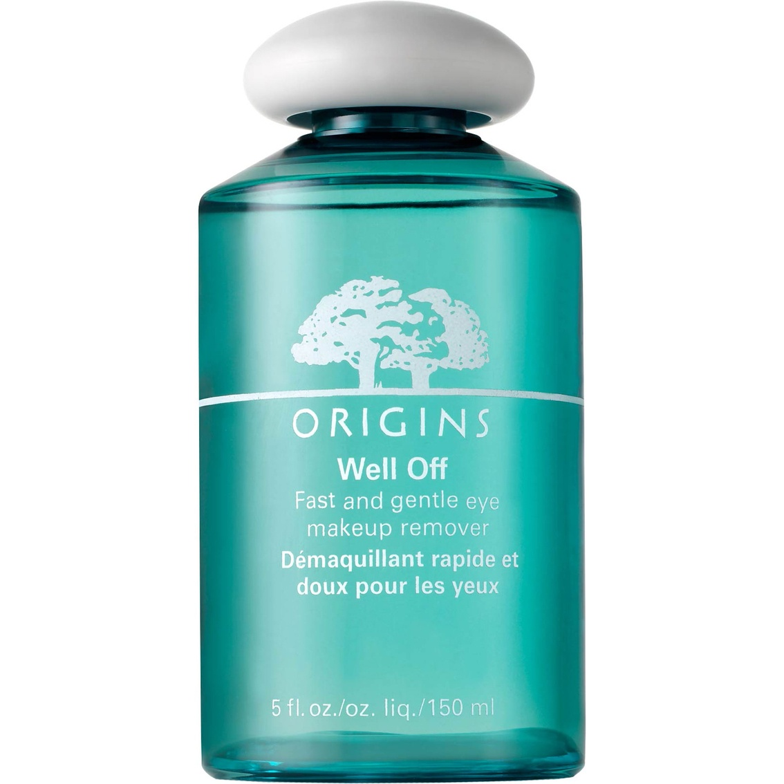 Origins Well Off Fast & Gentle Eye Makeup Remover, 150 ml