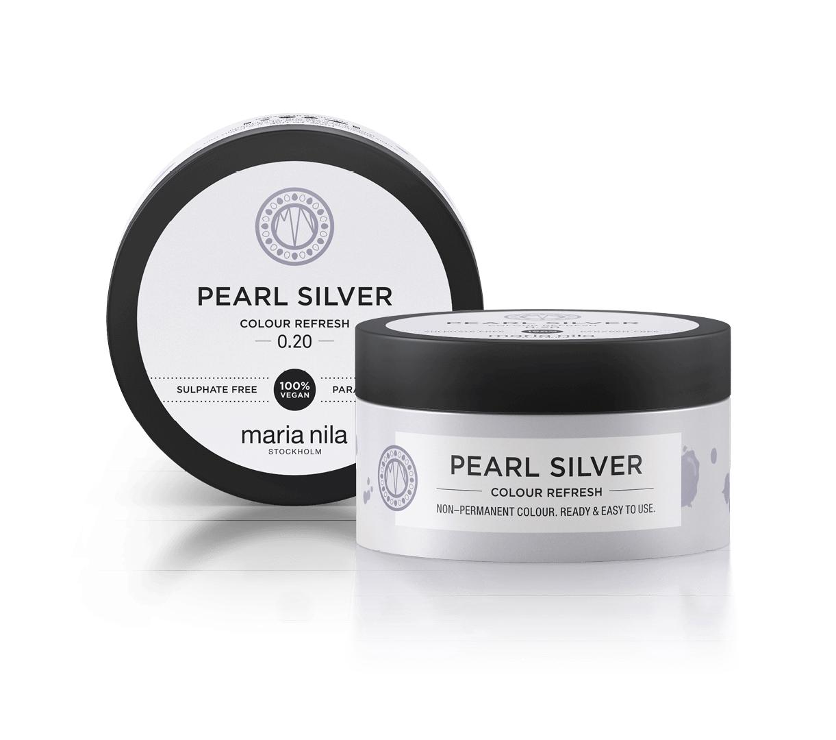 Maria Nila Colour Refresh, 0.20 pearl silver, 100 ml