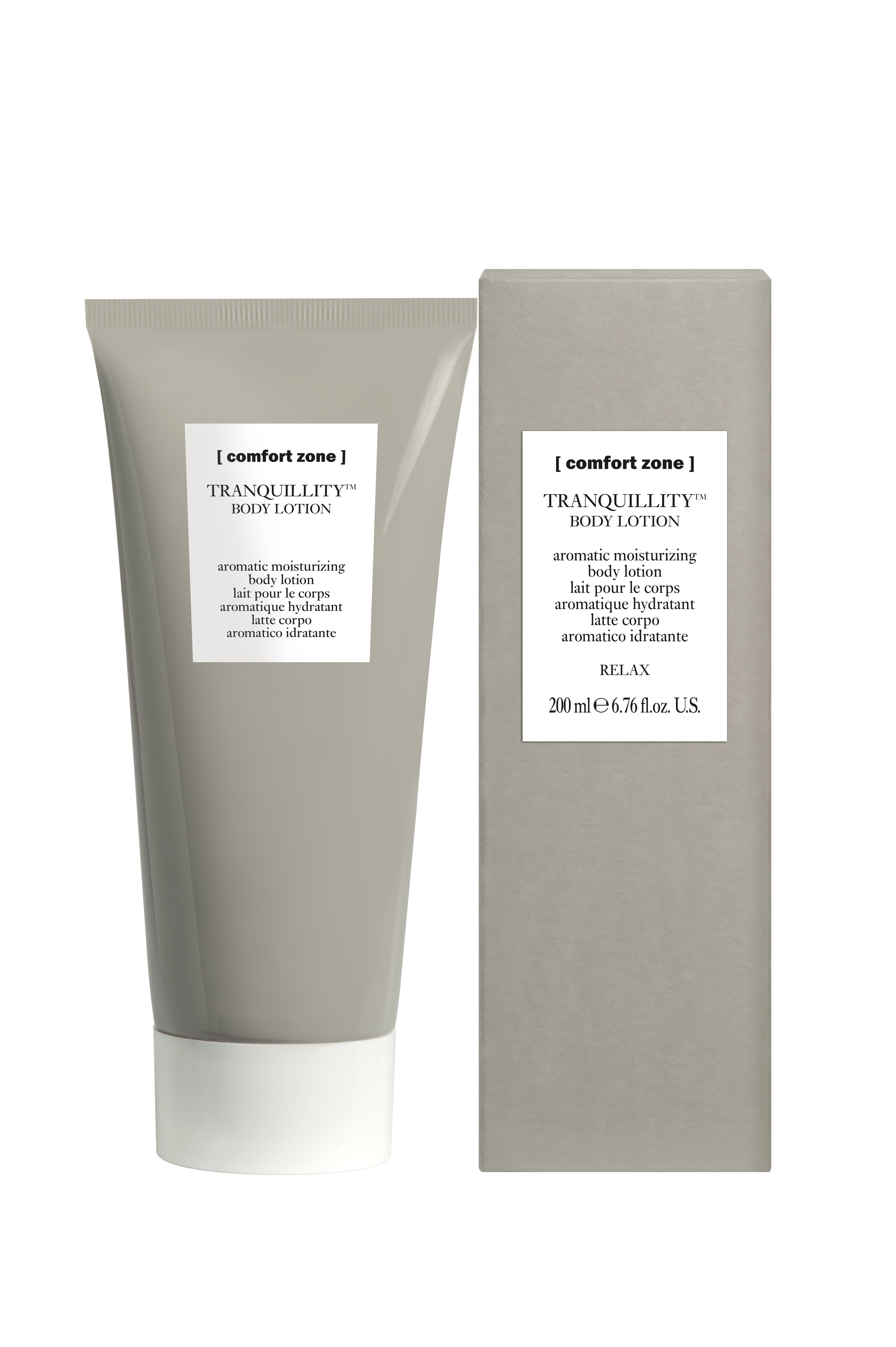 Comfort Tranquillity Body Lotion