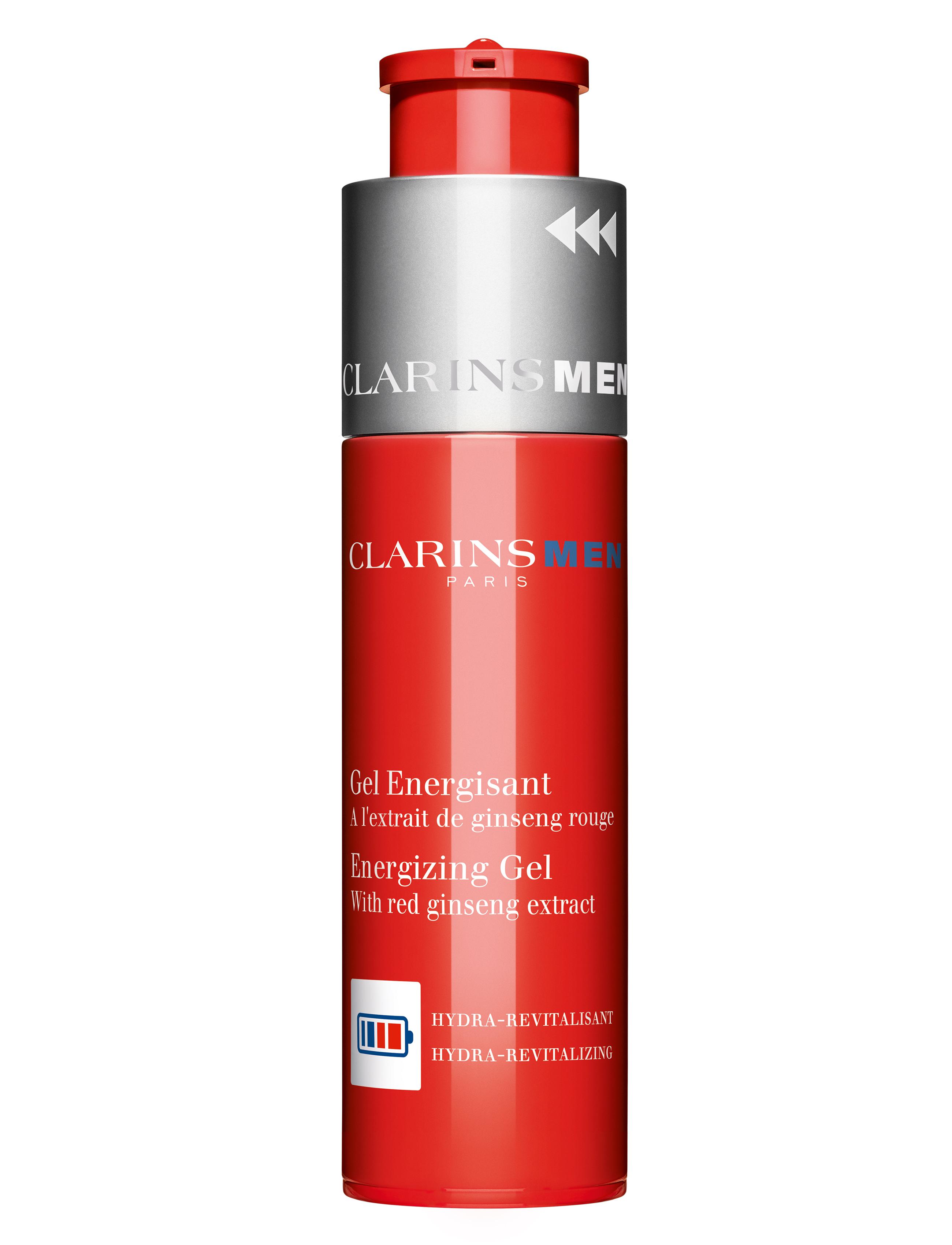 Clarins Mens Energy Gel, 50 ml