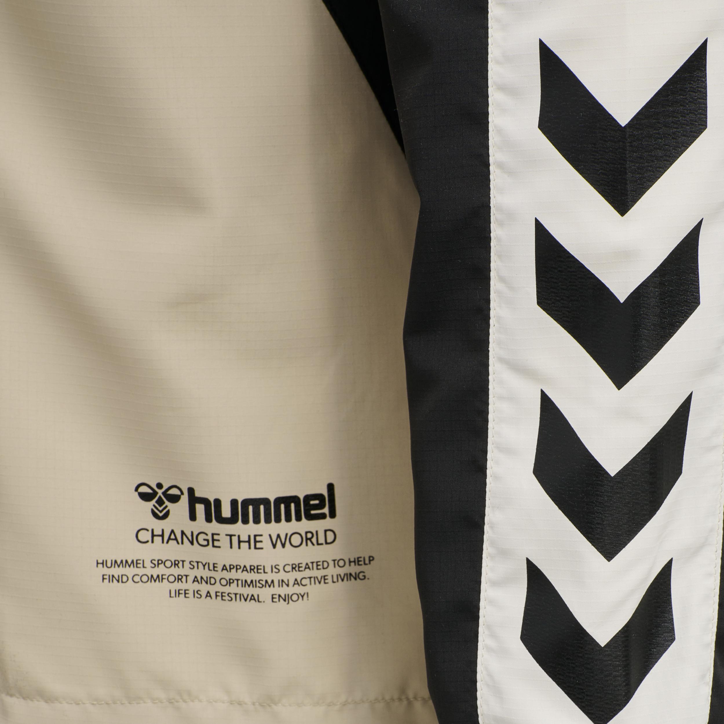 Hummel Hmlalvin Half Zip jakke, humus, medium