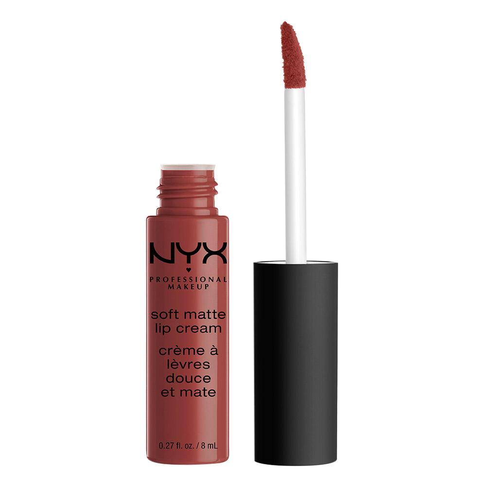 NYX Professional Makeup Soft Matte Lip Cream, rome