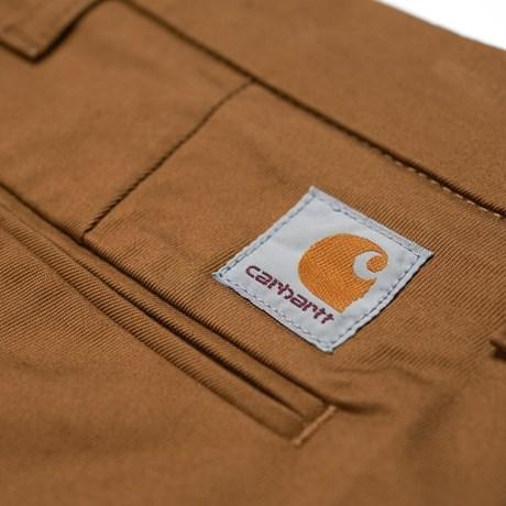 Carhartt Sid bukser, Hamilton brown, 32-34