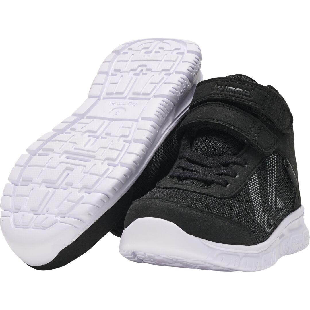 Hummel Crosslite Tex Sneakers, Sort, 35