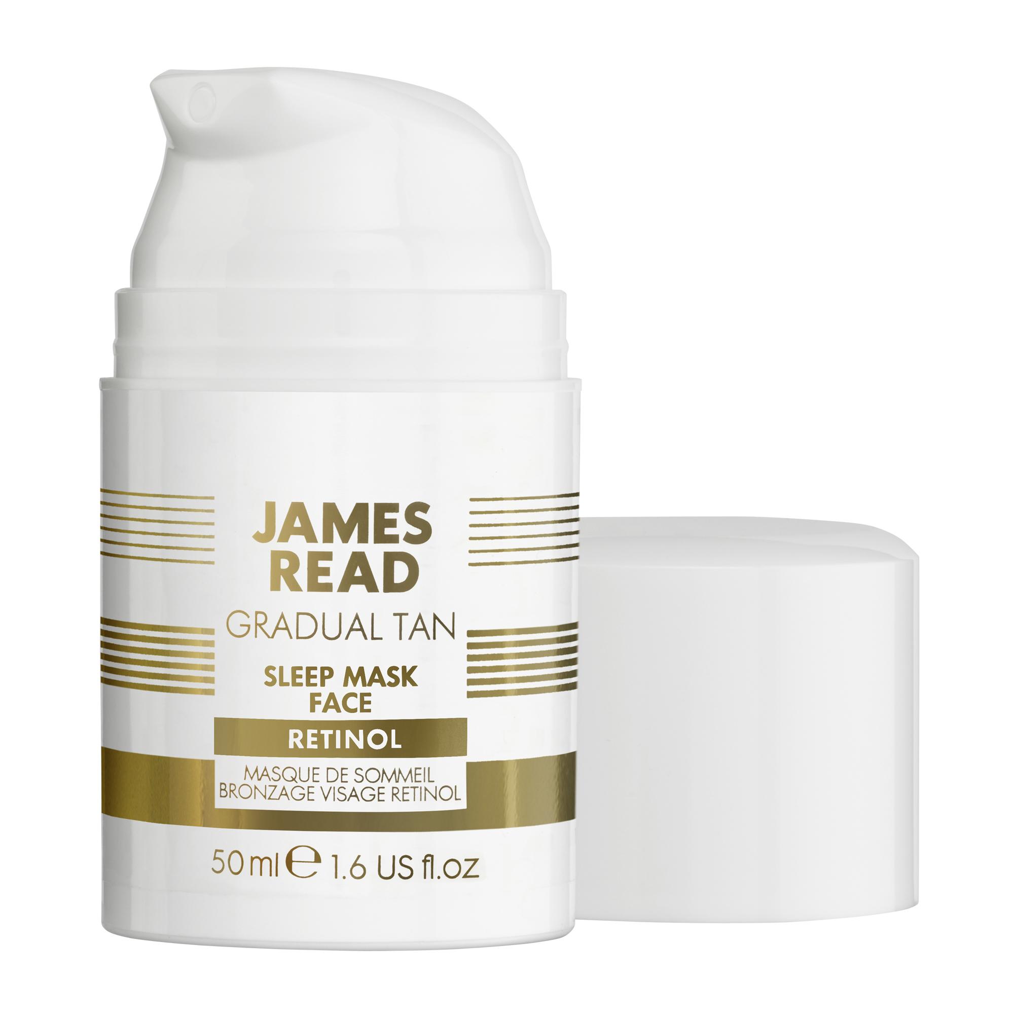 JAMES READ Gradual Sleep Mask Tan Retinol