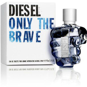 Diesel Only The Brave EDT, 75 ml