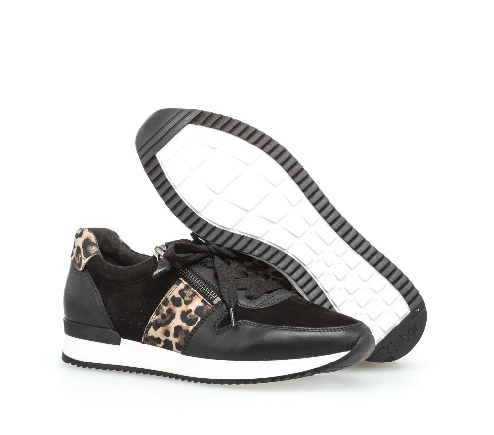 Gabor 73.420.20 sneakers, black, 38.5