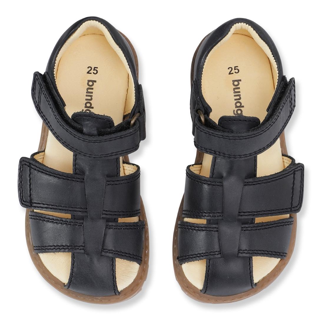 Bundgaard Tritu ll sandal, black, 26