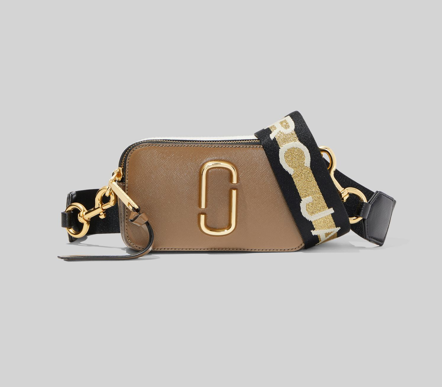 Marc Jacobs The Logo Strap Snapshot crossover