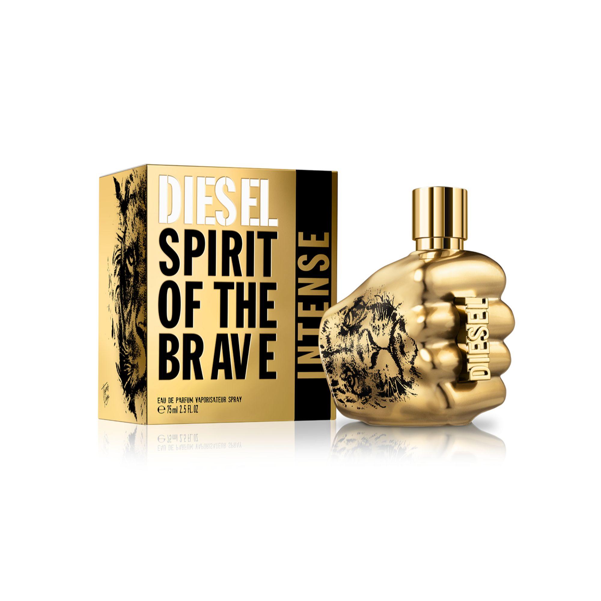 Diesel Spirit Of The Brave Intense EDP, 75 ml