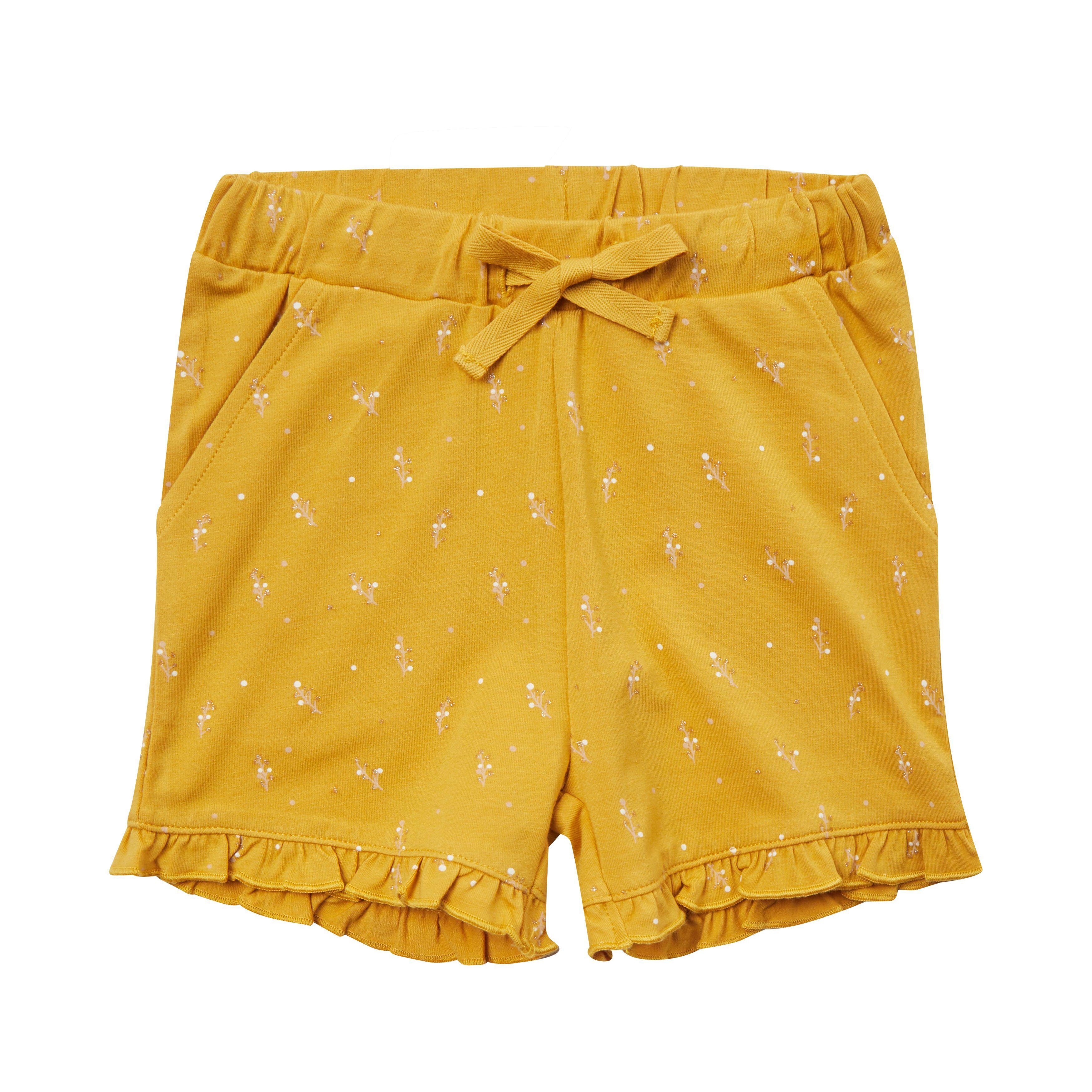 Petit by Sofie Schnoor Daphne shorts, mustard, 92