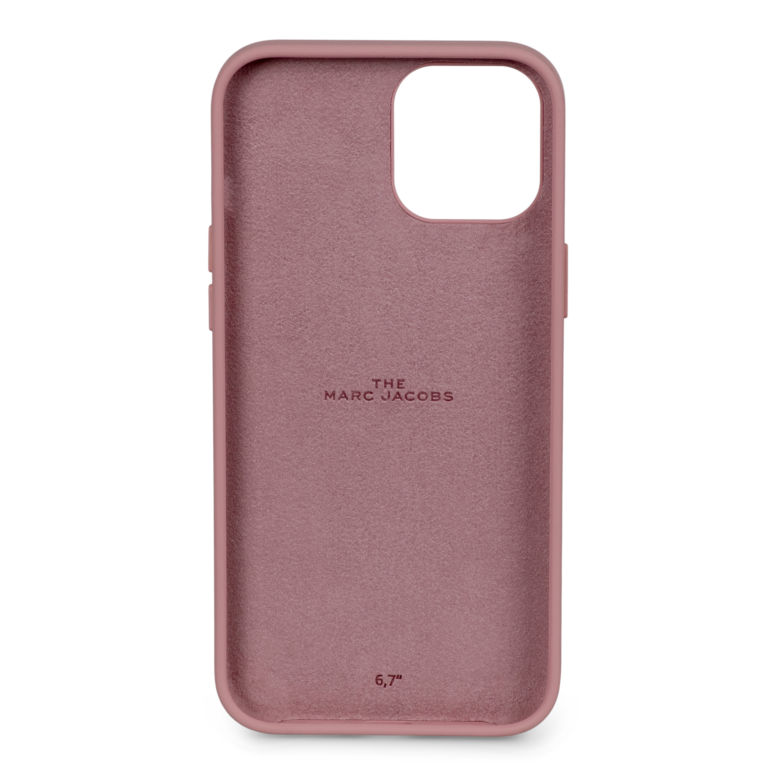 Marc Jacobs Iphone 12/12 Pro The Phone Case, pink