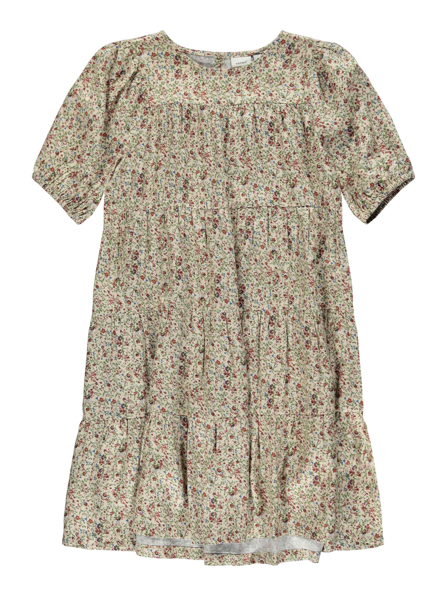 Name It Fililly kjole, whisper pink, 116