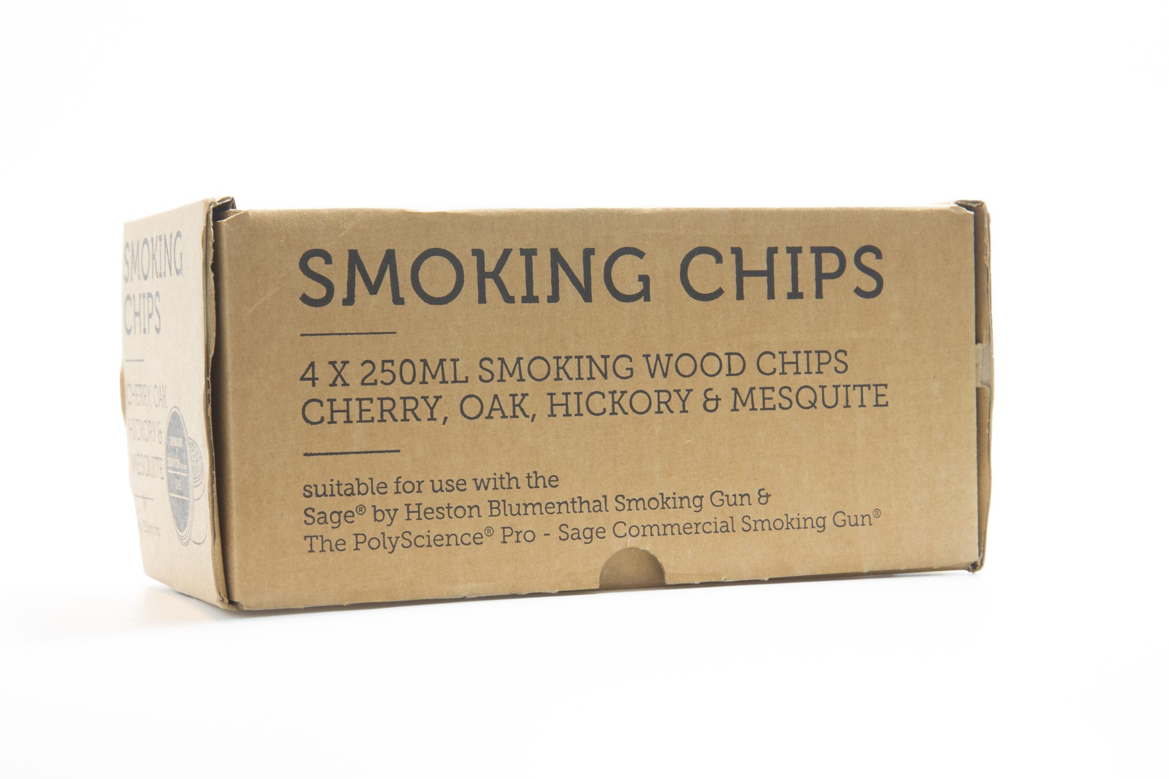 Sage The Smoking Gun woodchips
