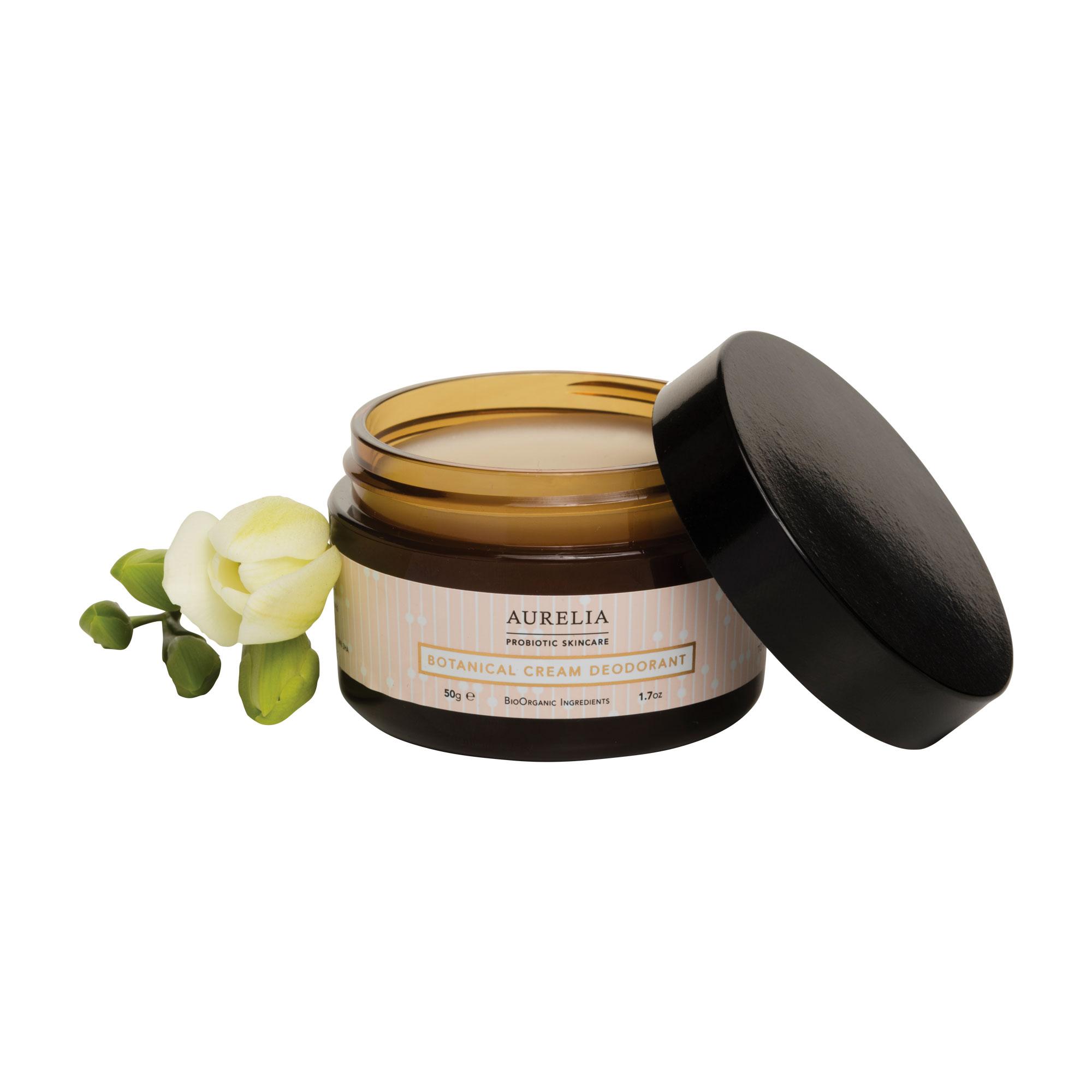 Aurelia Botanical Cream Deodorant, 50 g