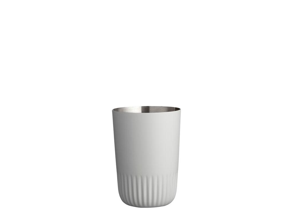 Södahl Plissé tandbørsteholder, light grey