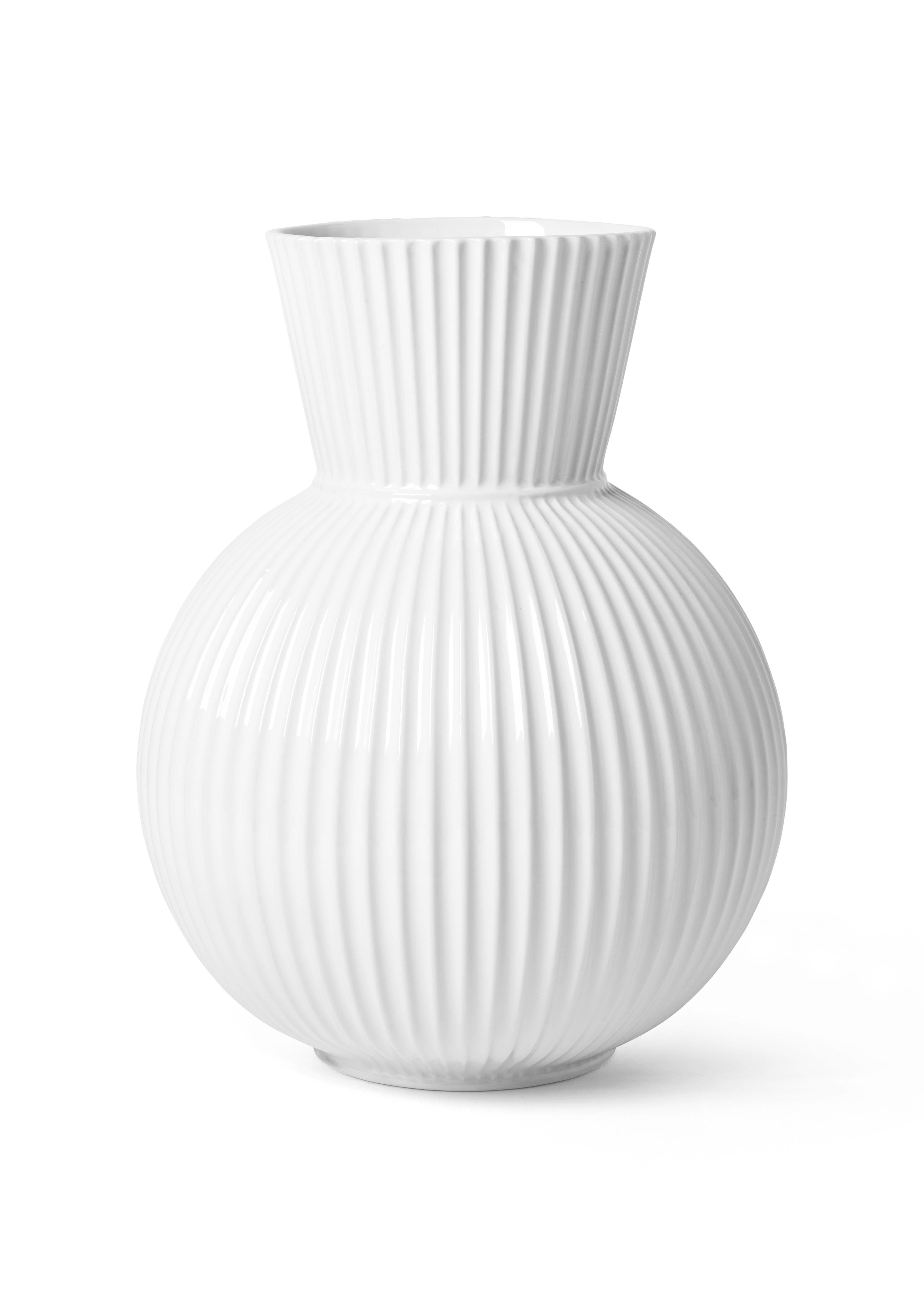 Lyngby Porcelæn Tura vase, 34,5 cm