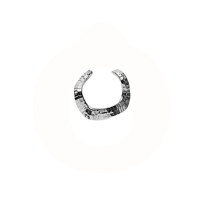 Maanesten Sienna earcuff, sølv