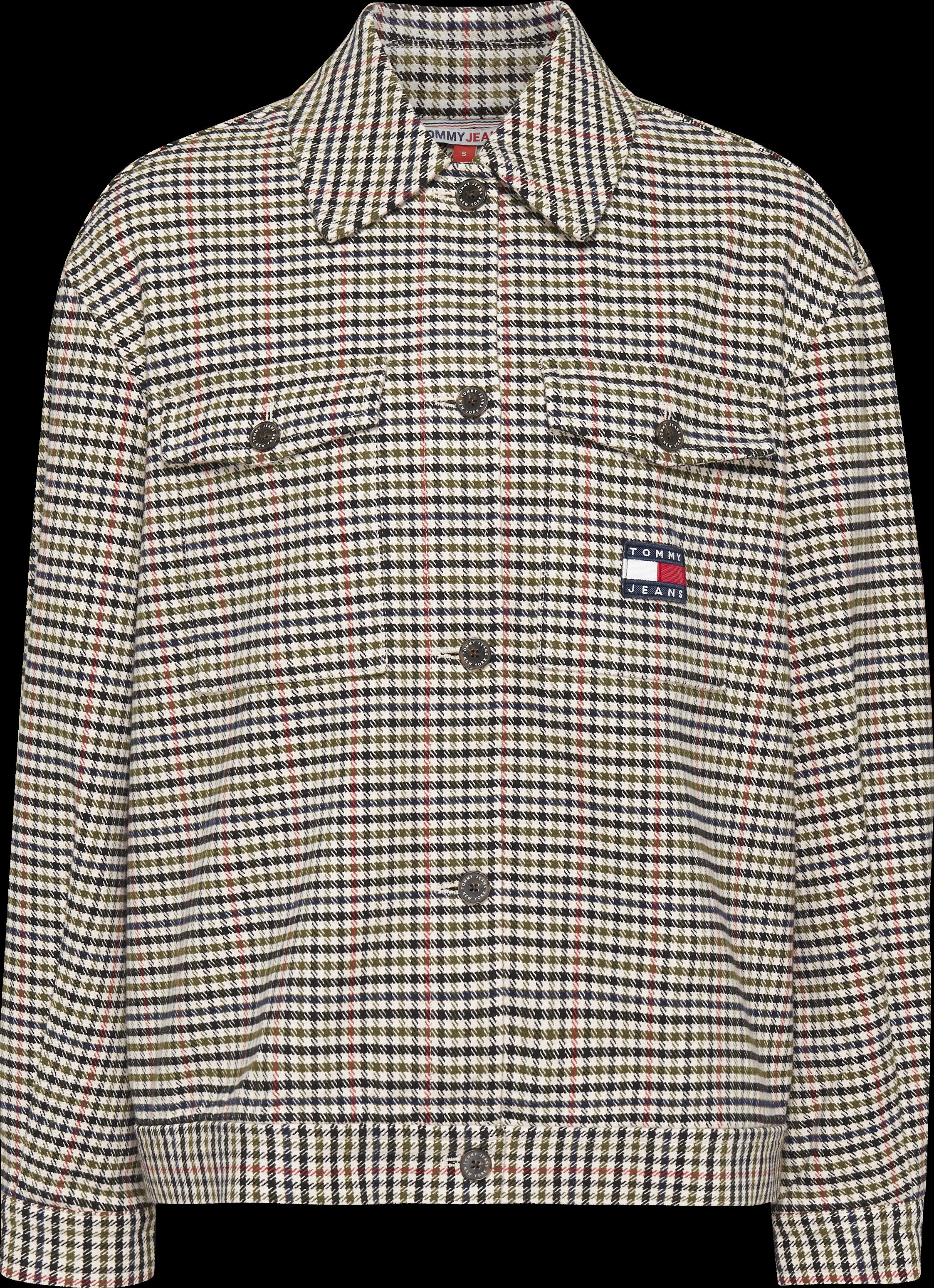 Hilfiger Denim Badge Skjortejakke