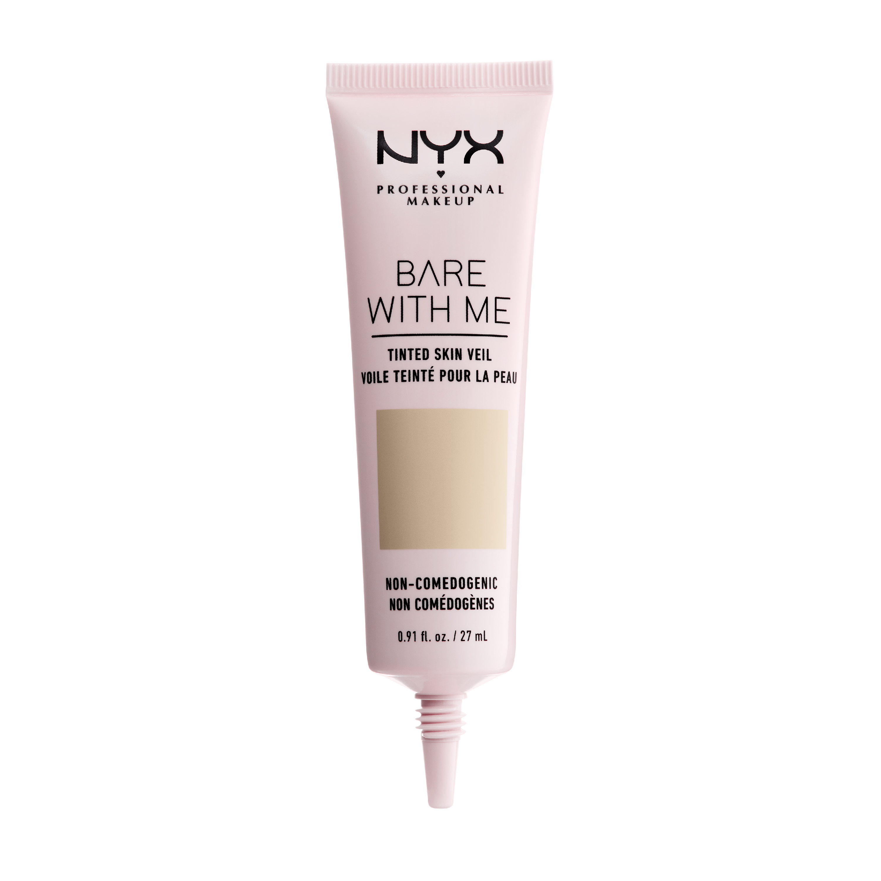 NYX Professional Makeup Bare With Me Skin Veil, vanilla nude
