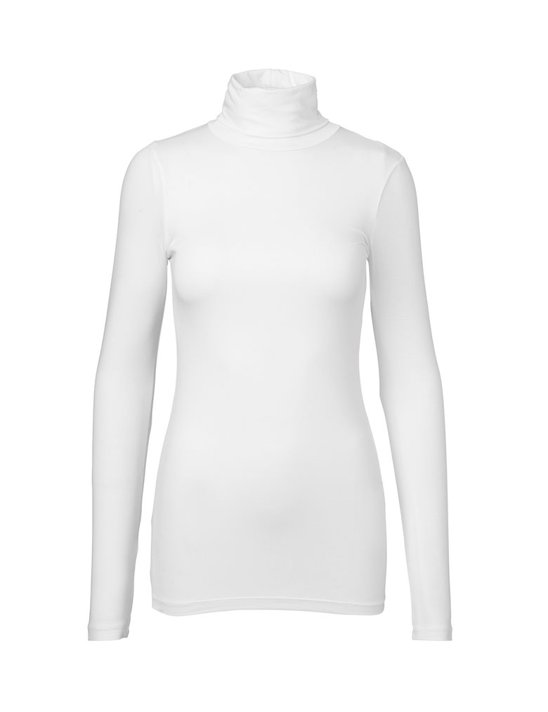 mbyM Ina gogreen basic top, white, x-large