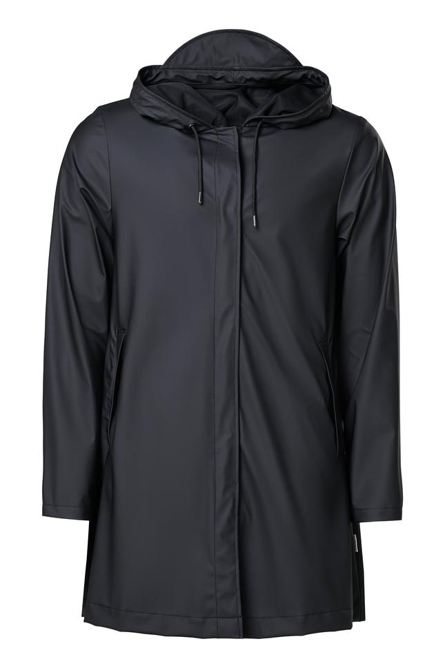 Rains A-Line Jacket regnjakke