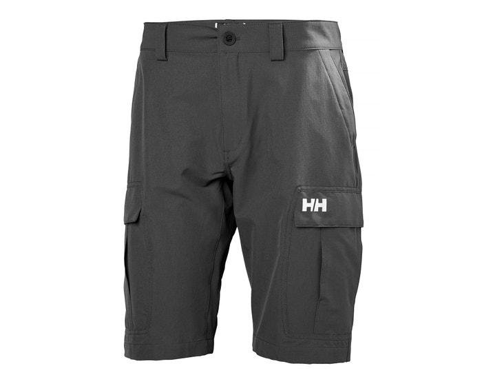 Helly Hansen QD Cargo II shorts, ebony, 28