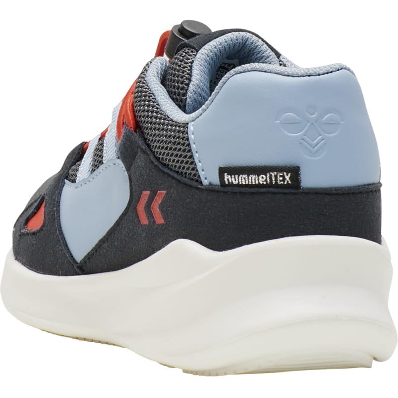 Hummel Bounce Runner Tex Jr. sneakers, asphalt, 33