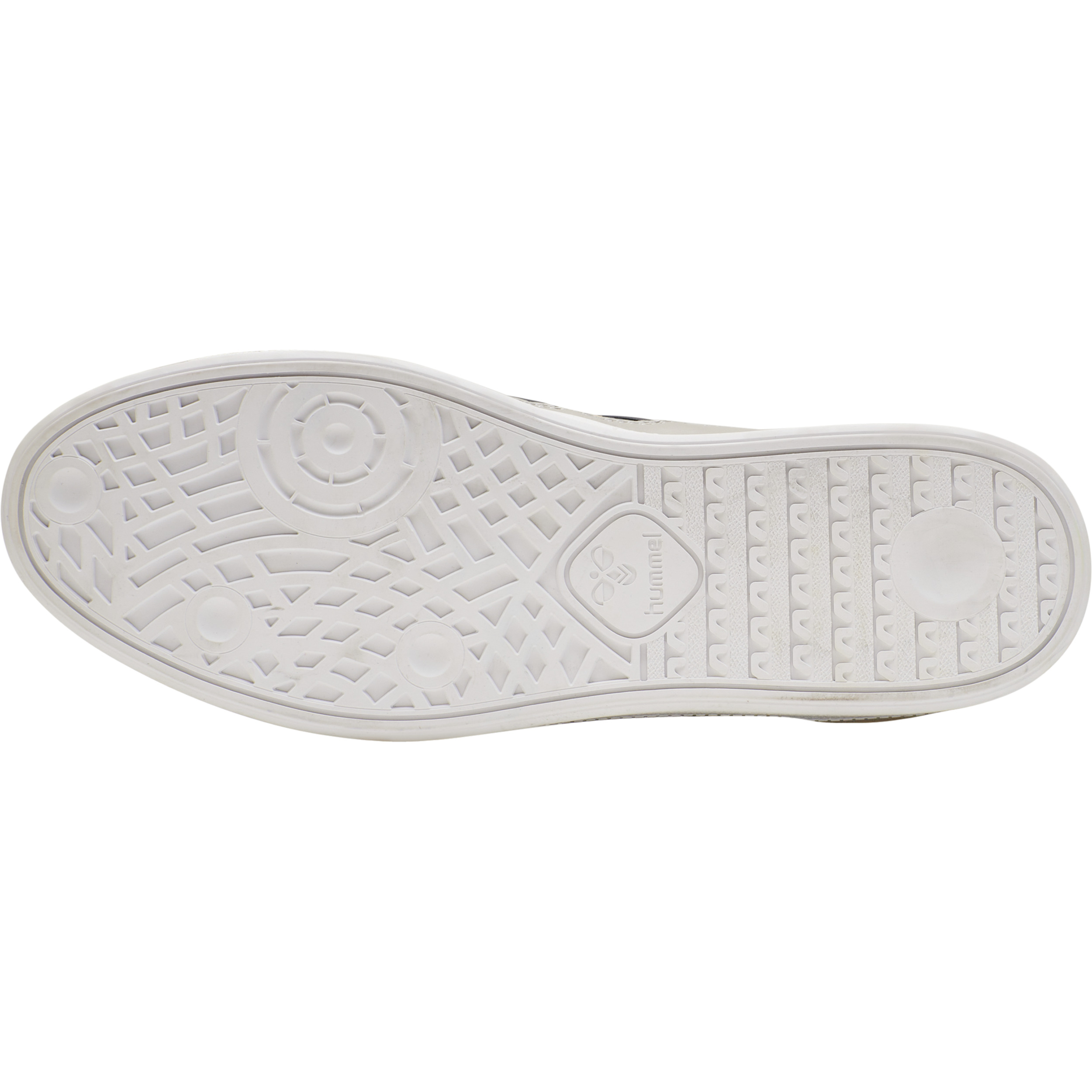 Hummel HB Team Suede sneakers, whisper white, 45