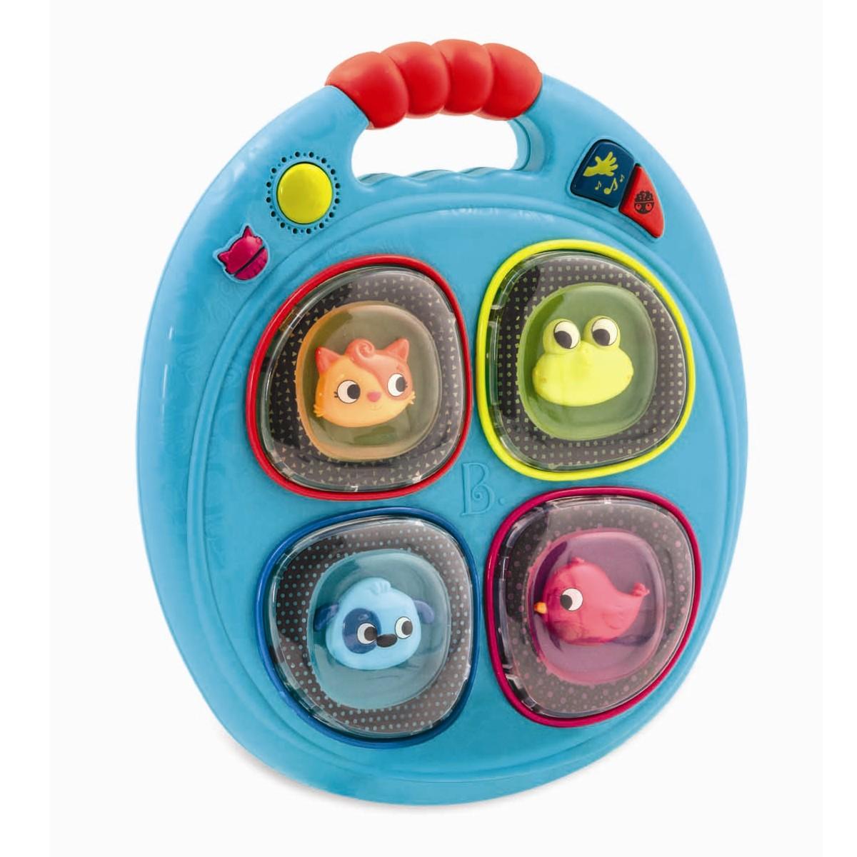 B Toys Catch a sound, gang en lyd