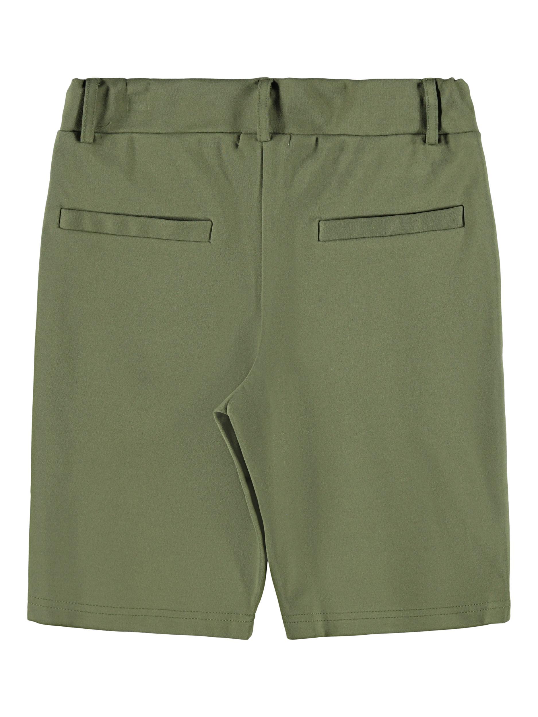 Name It Singo shorts, ivy green, 128