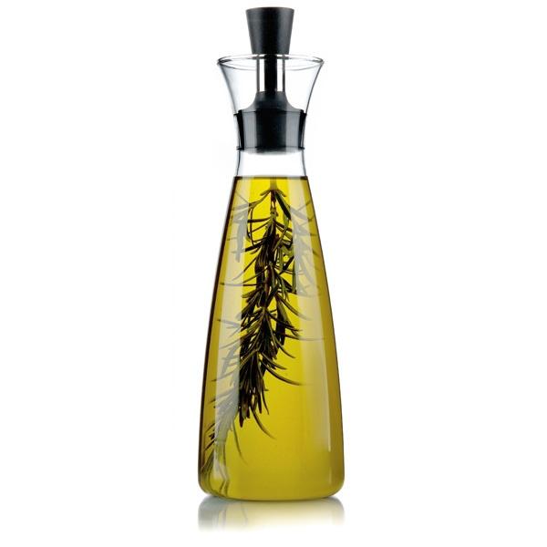 Eva Solo olie- og eddikeflaske, 500 ml, klar