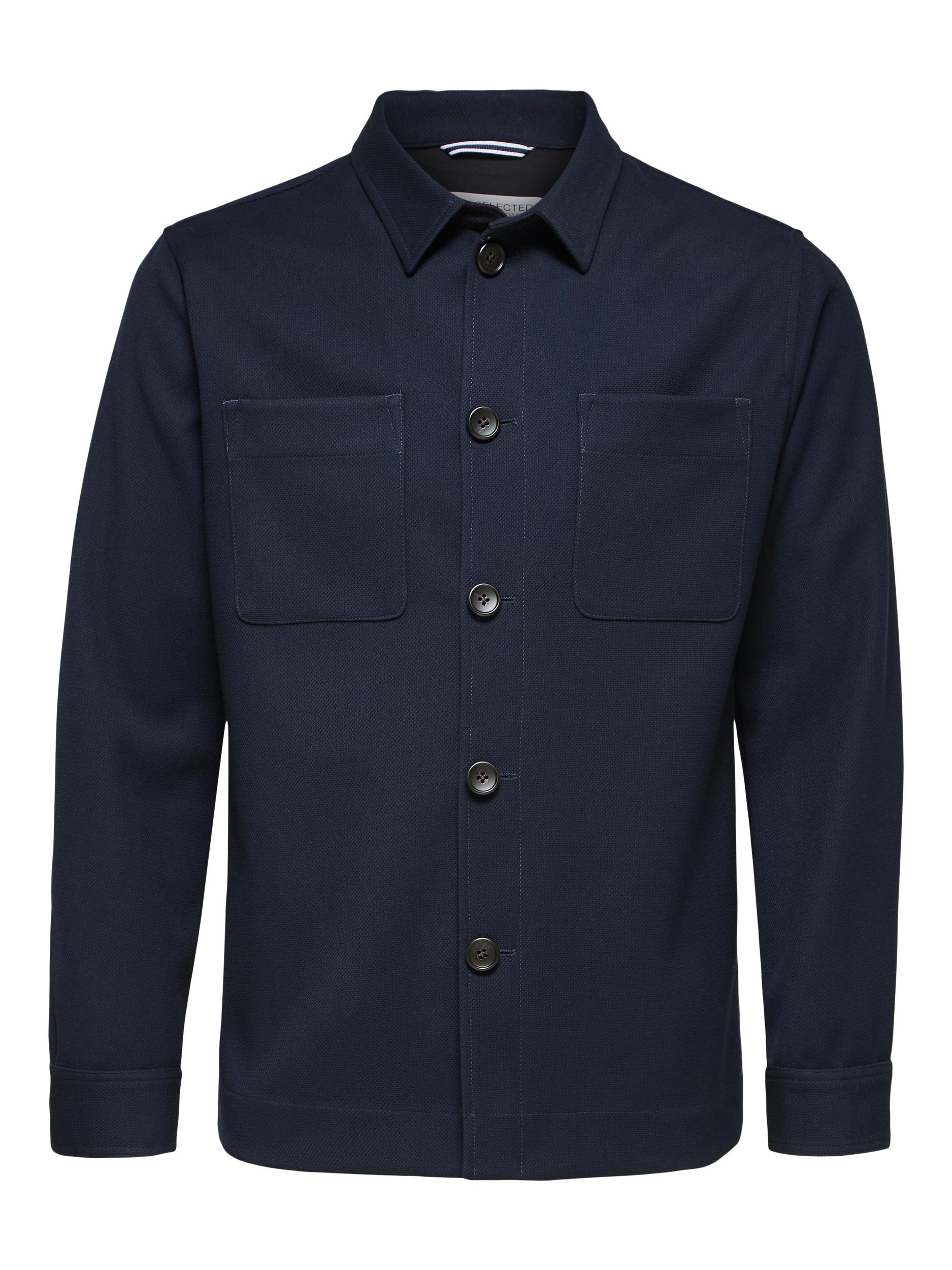 Selected Homme Slim Benjamin overshirt