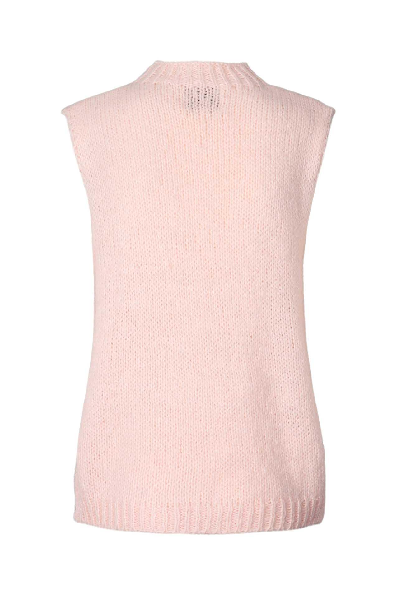 Lollys Laundry Rosa vest, light pink, large