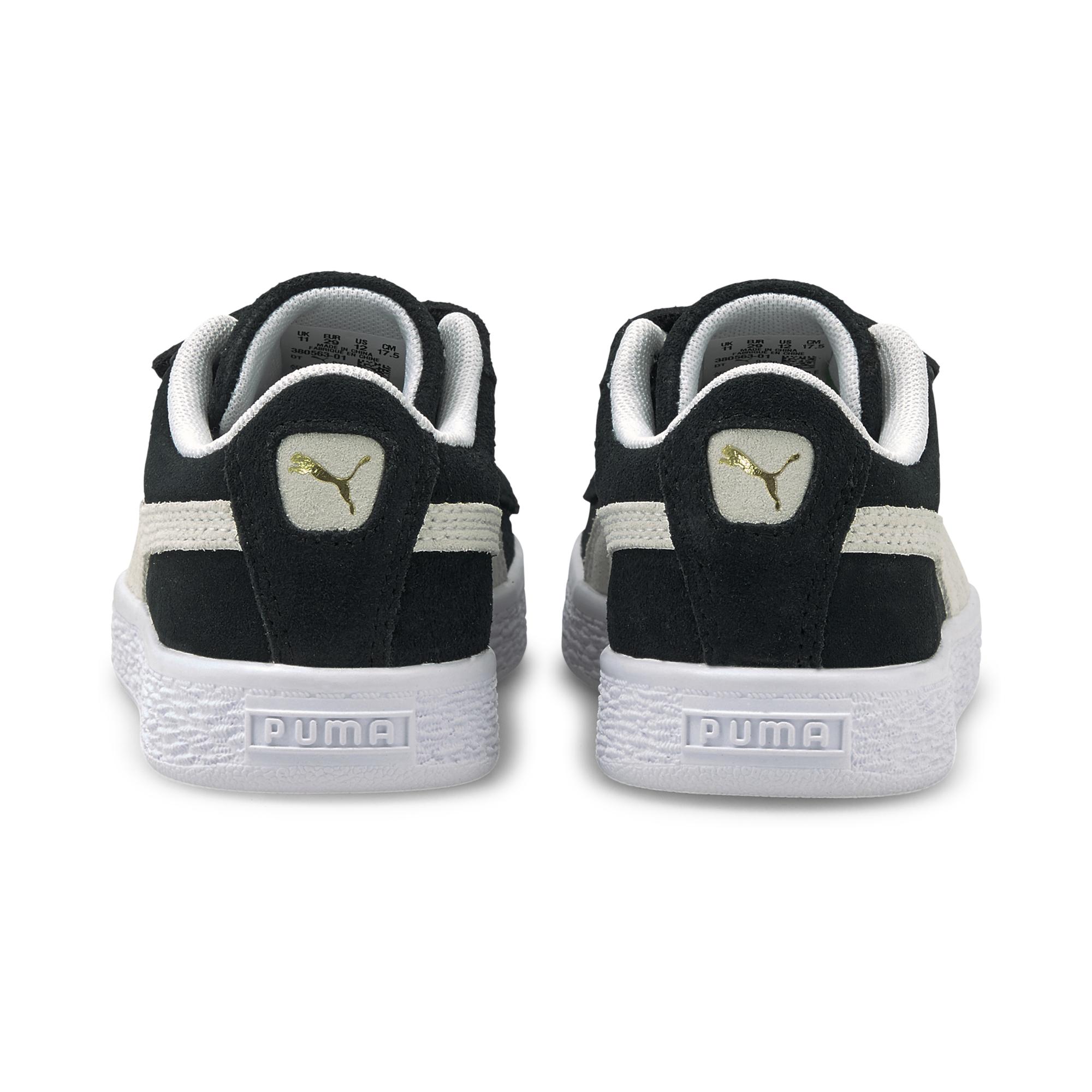 Puma Suede Classic XXI Kids sneakers, black, 30