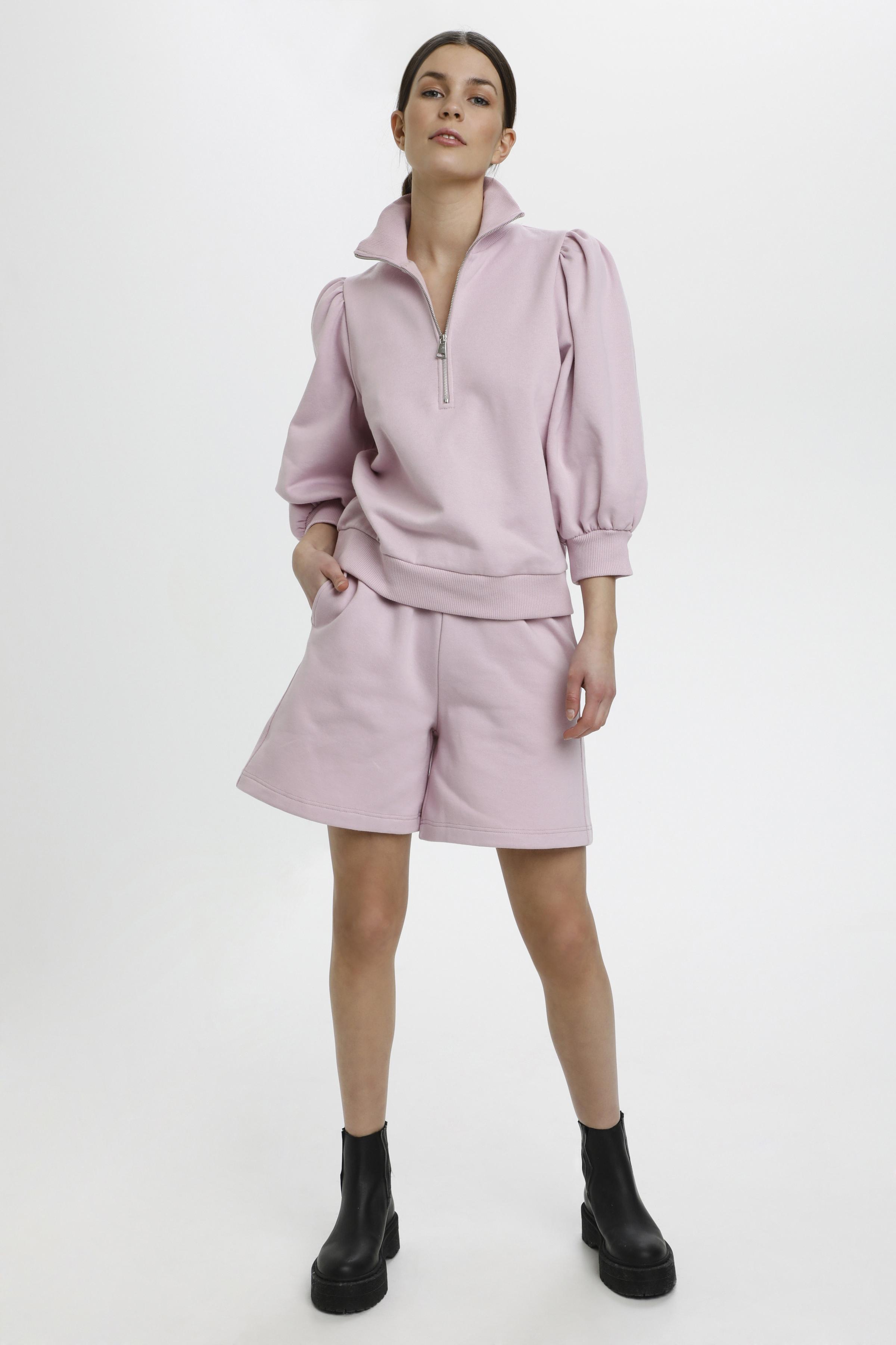 Gestuz NankitaGZ shorts, fragrant lilac, x-large