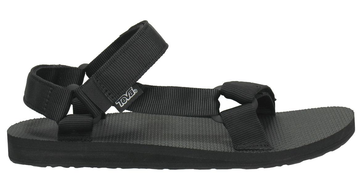 Teva Men's Universal Urban sandal, black, 40.5