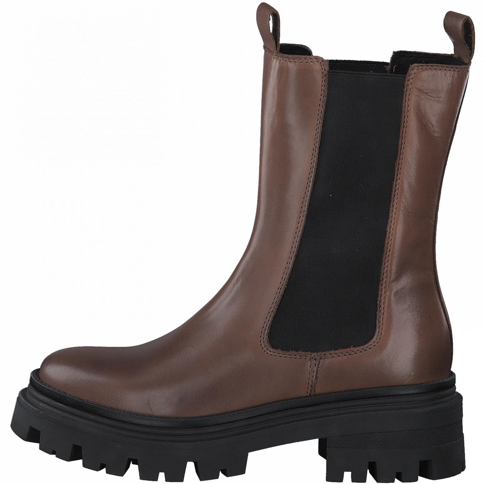 Tamaris 25498-27 støvle, cognac leather, 41