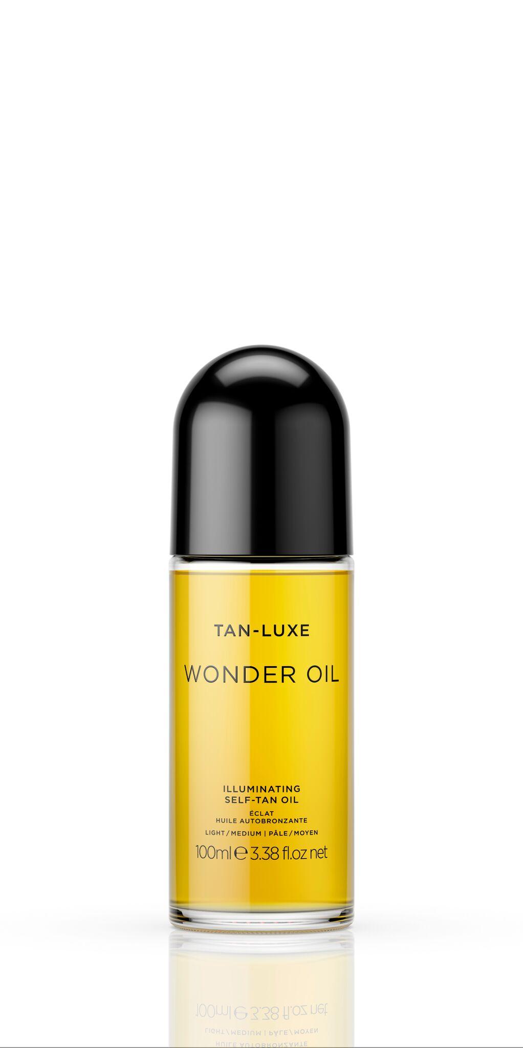 Tan Luxe Illumminating Self-Tan Wonder Oil, 100 ml, light/medium