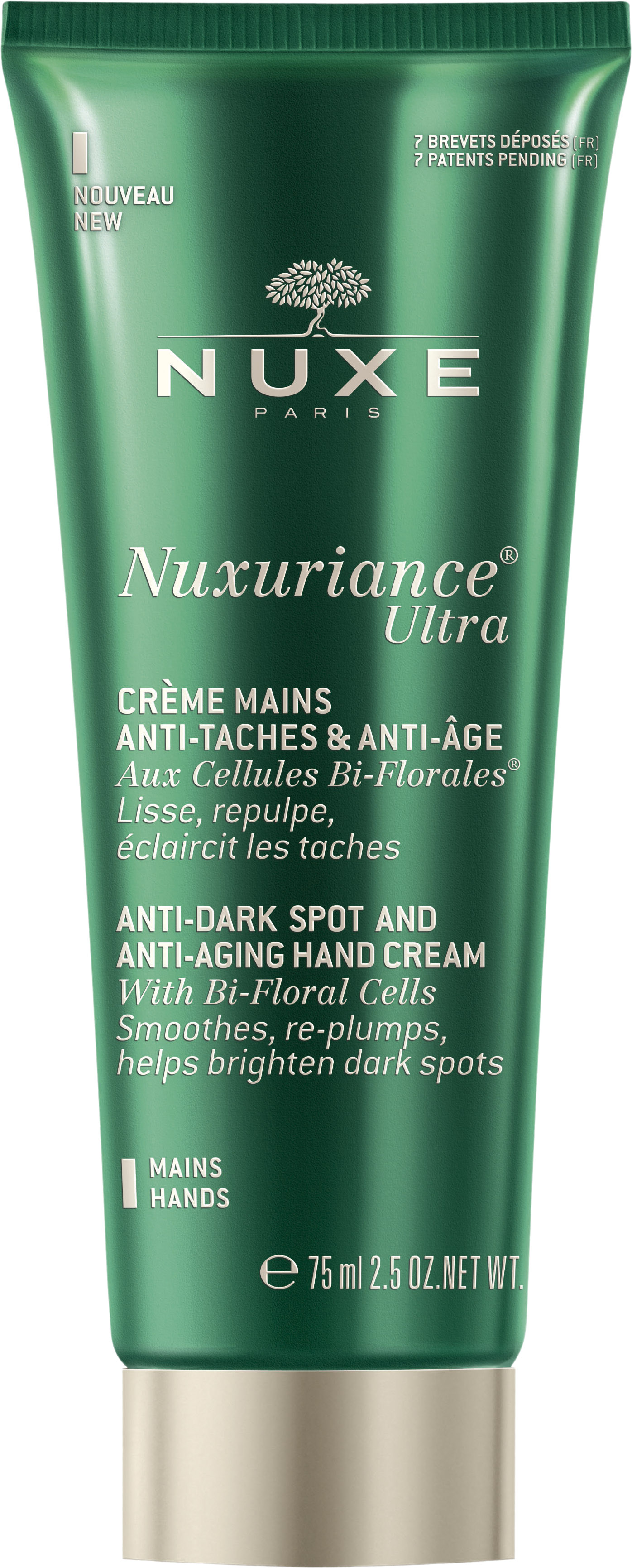 Nuxe Nuxuriance Ultra Hand Cream, 75 ml