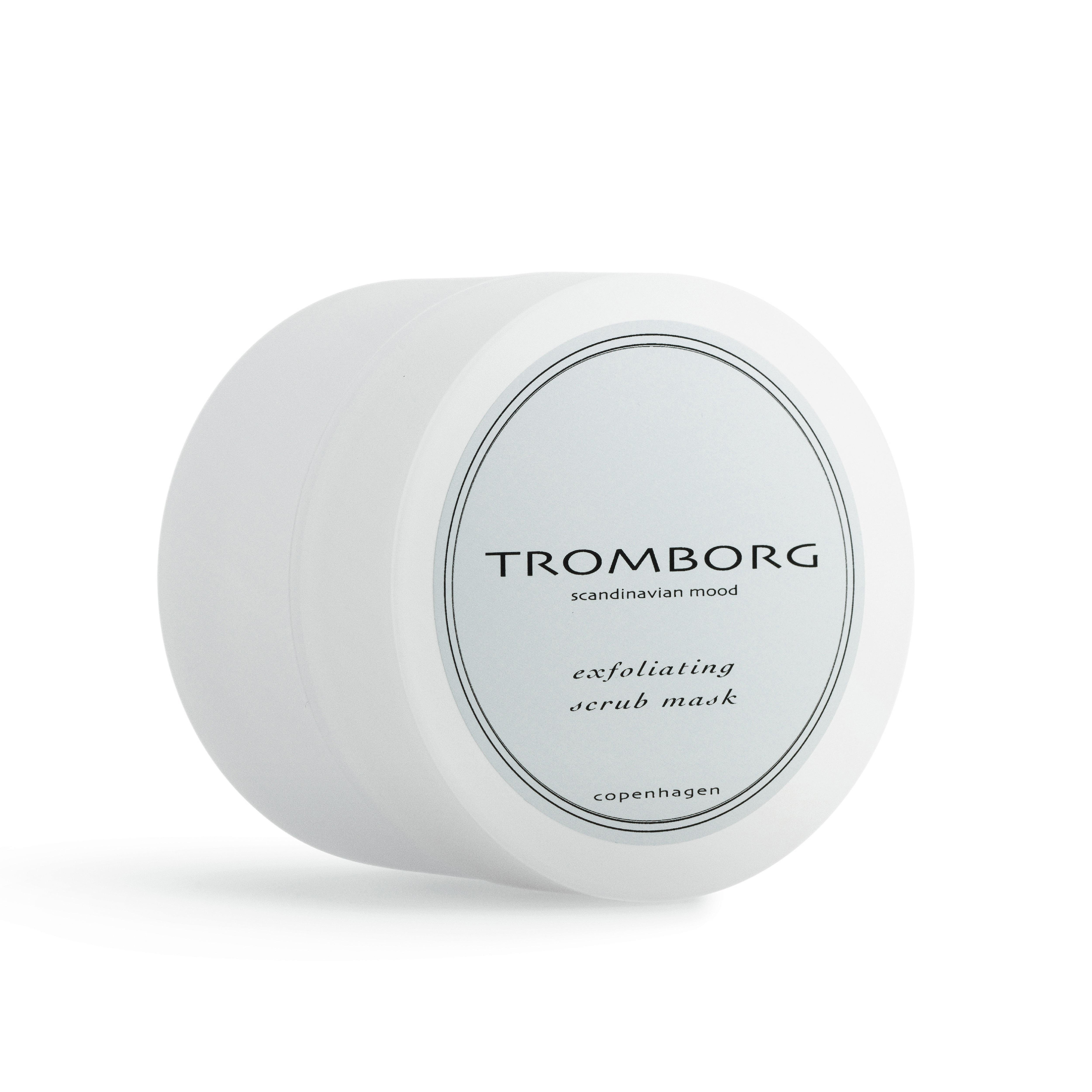 Tromborg Exfoliating Scrub Mask, 50 ml