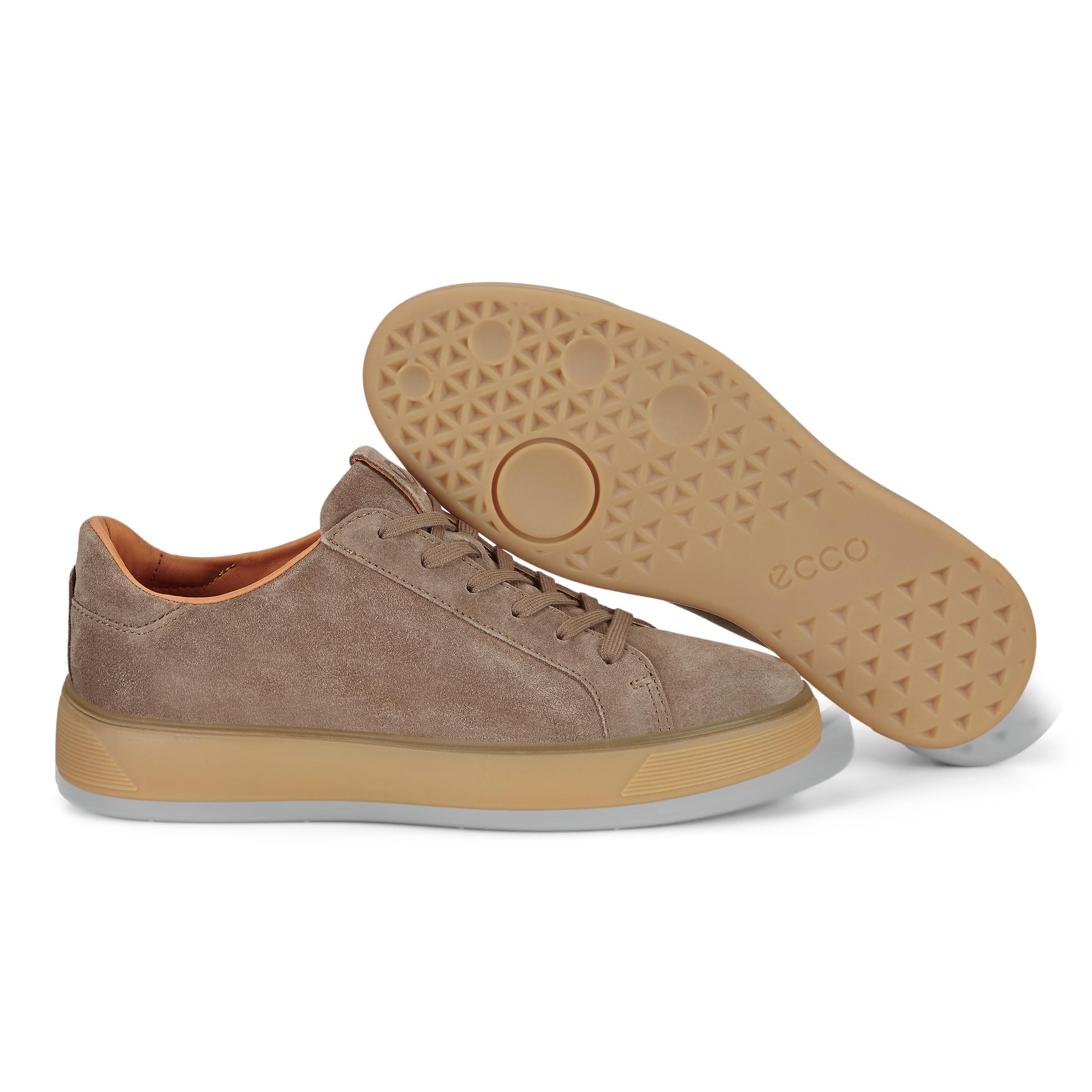 Ecco Street Tray sneakers, navajo brown, 44