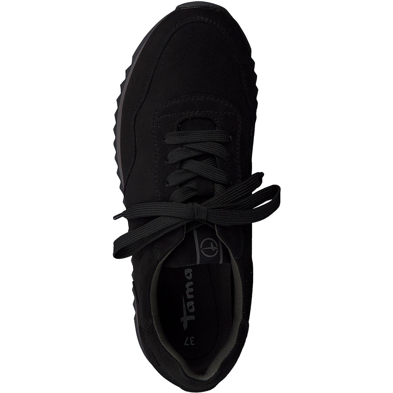 Tamaris 23606 sneakers, black, 38