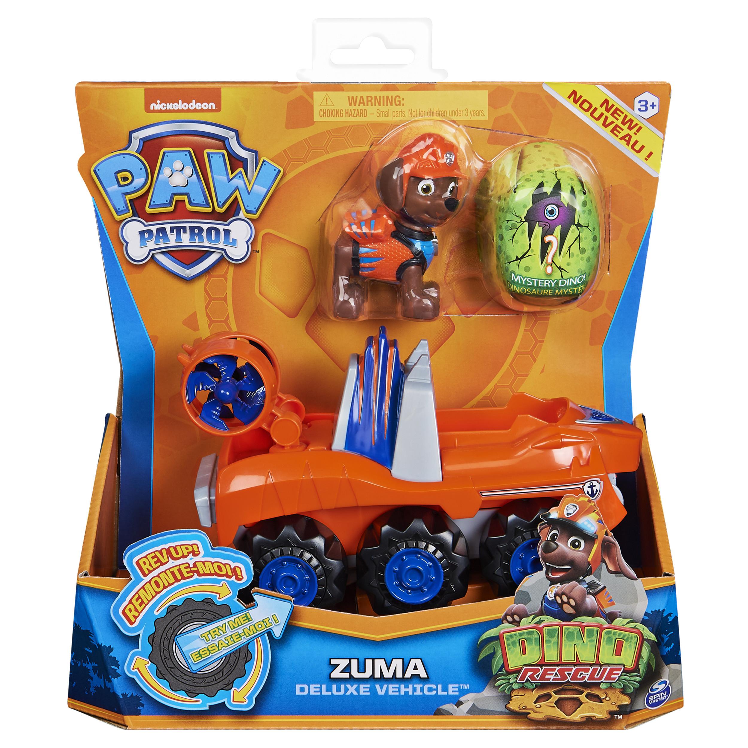 Paw Patrol Dino Zuma Dino Rescue Køretøj