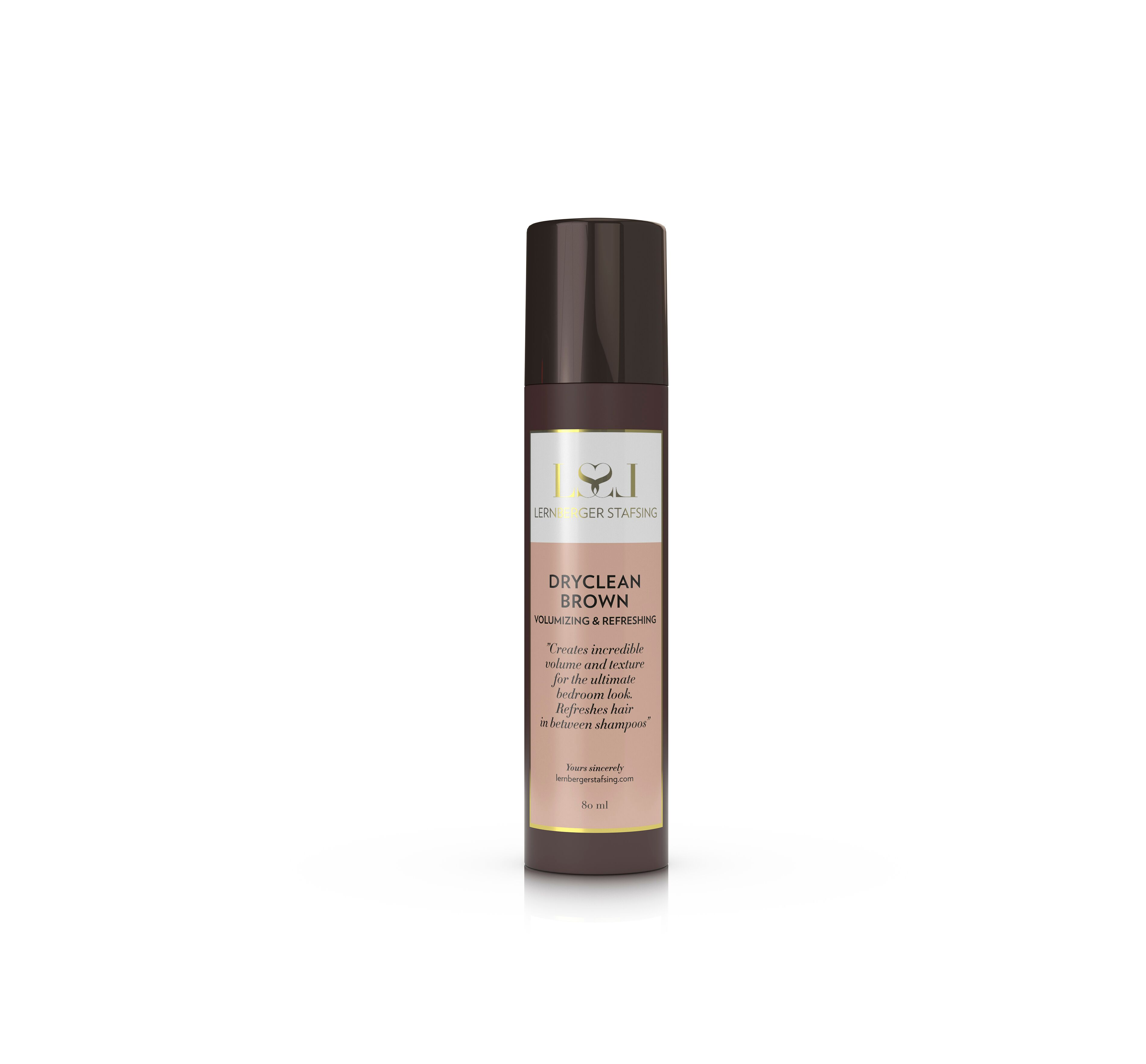 Lernberger Stafsing Brown Dryclean Travel Size, 80 ml