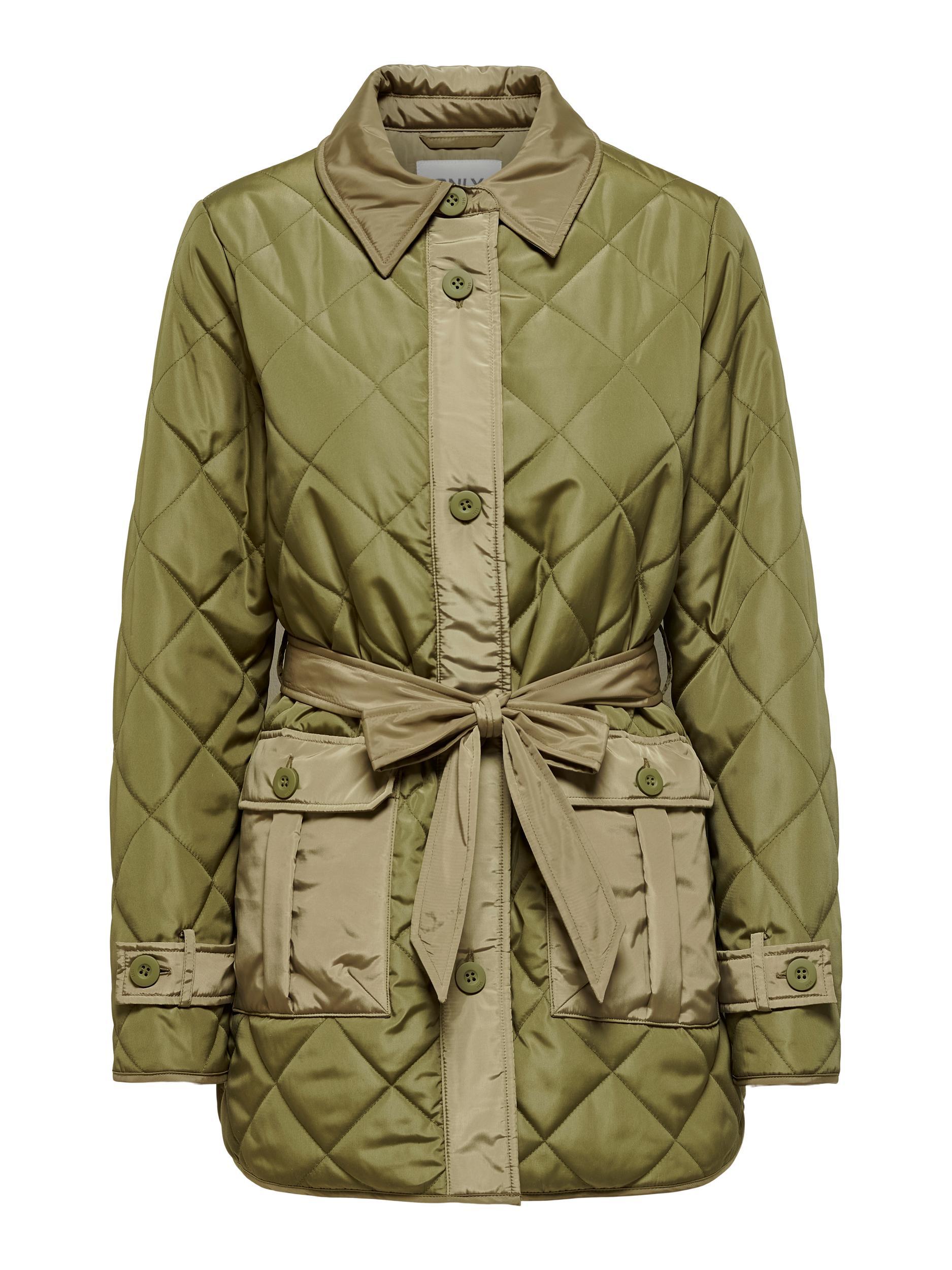 Only Onlkarla quiltet jakke