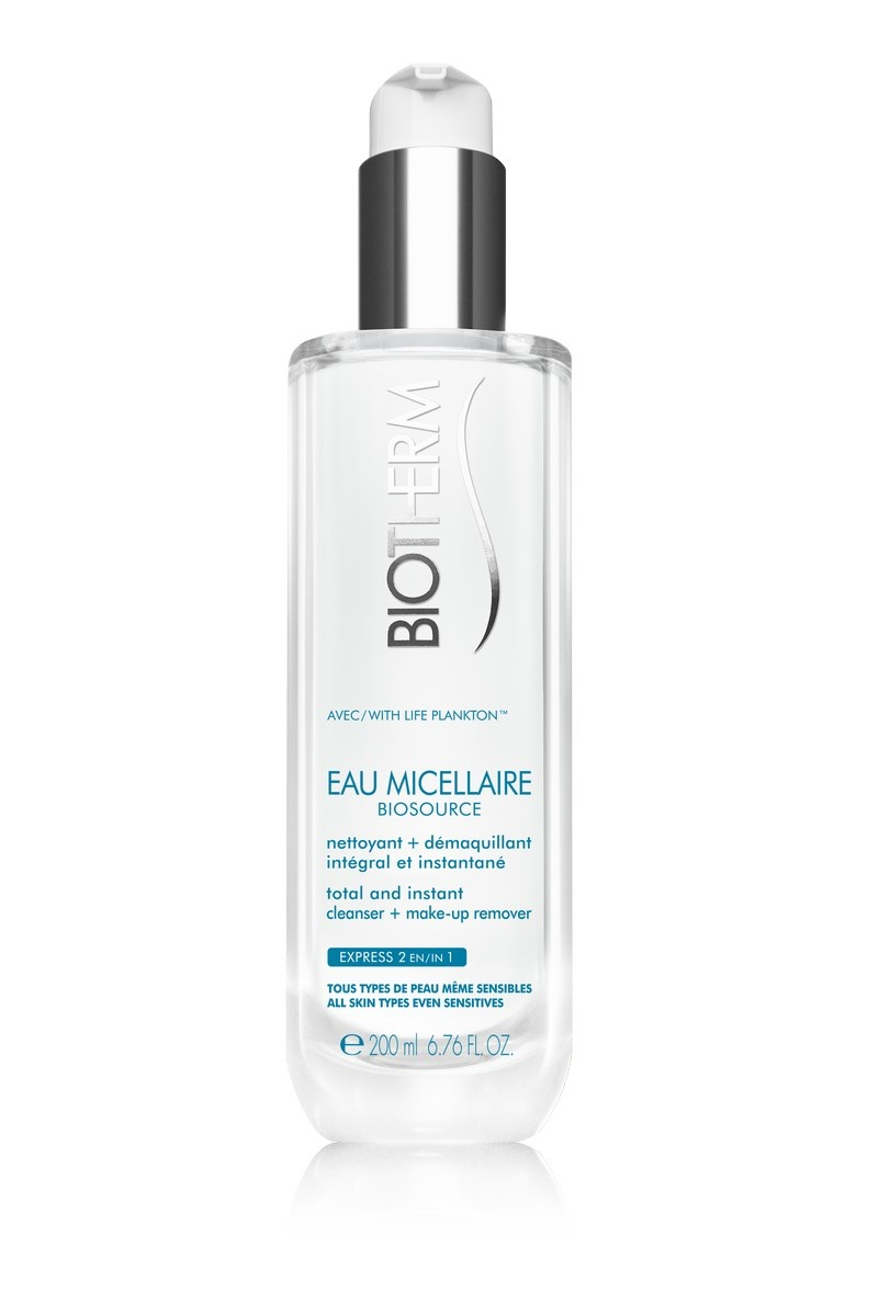 Biotherm Biosource Eau Micellaire Water, 200 ml