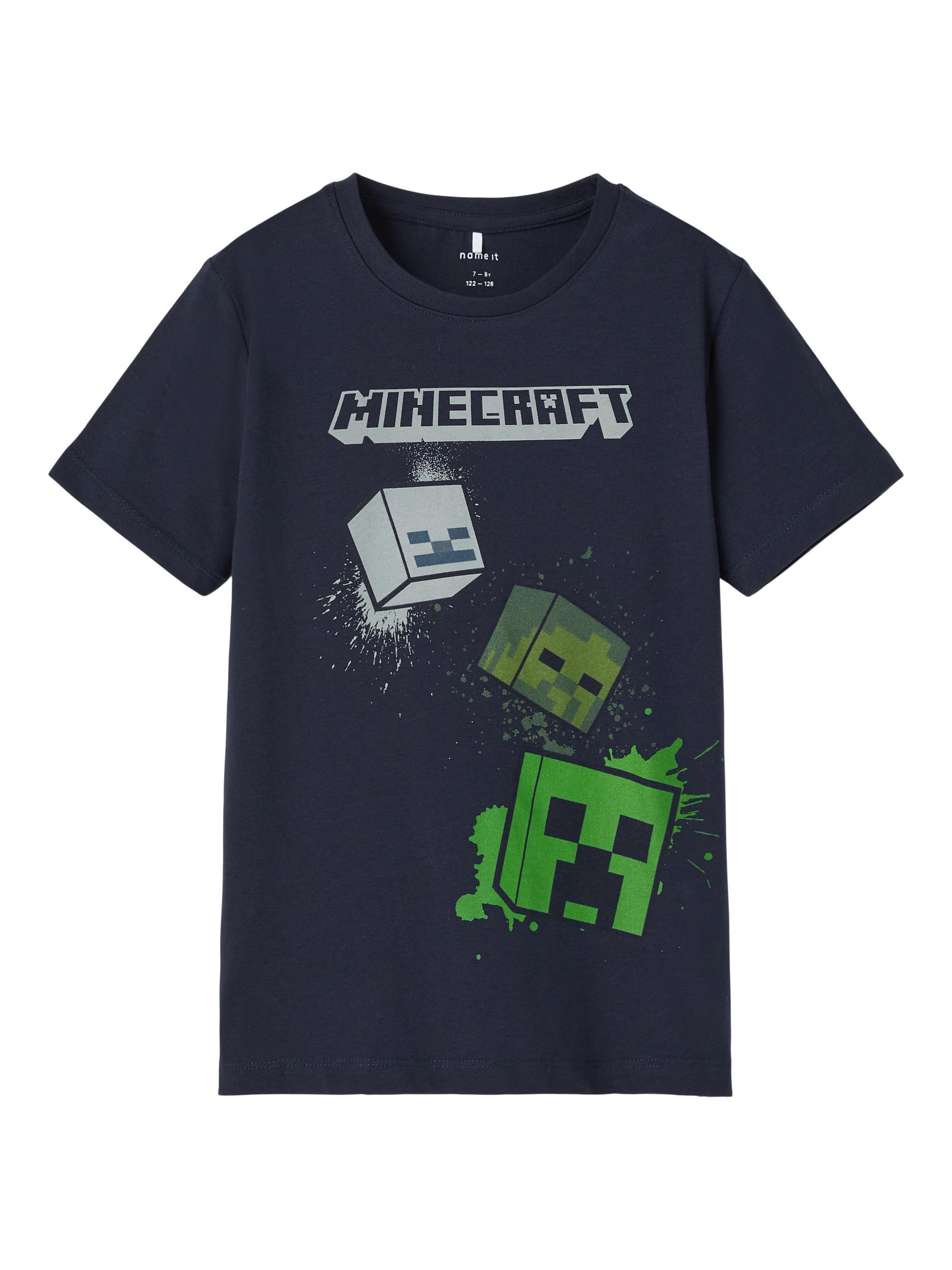 Name It Minecraft t-shirt